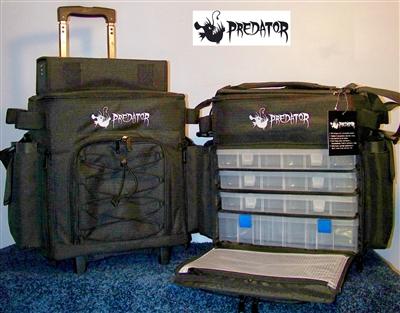 Predator Roller Bag